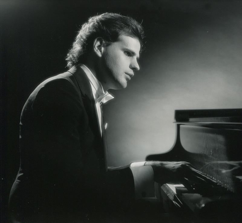 Clive Barda 1987